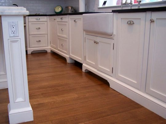 Permalink To Shoe Molding Kitchen Cabinets